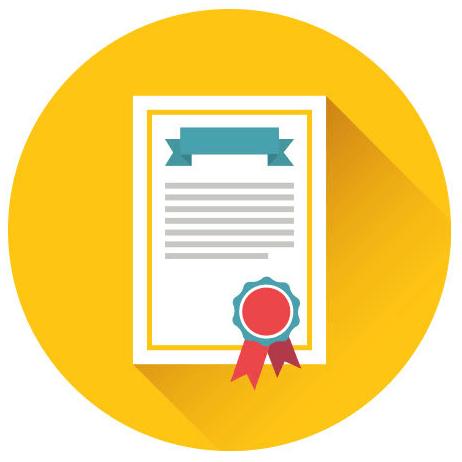 فایل ورد تقدیرنامه/گواهی نامه طرح ۳۵۴۵